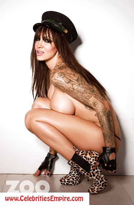 Jodie Marsh sesso anale