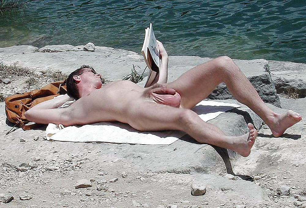Stylez cumshot spy naked male photo shoot