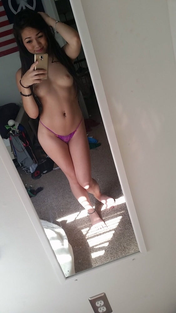 Naked babe asian selfshot, girls in wet panty pictures