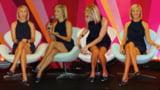 Celebrity Legs Upskirt