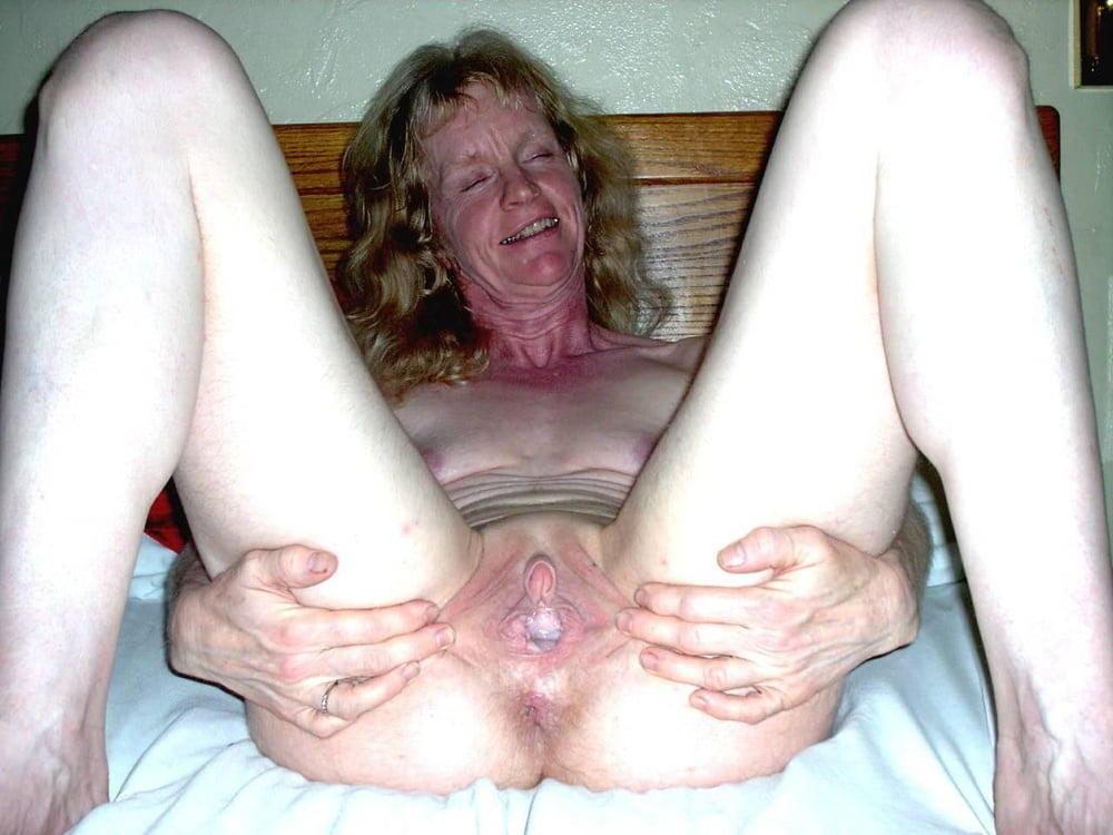 Ugly mature nude women