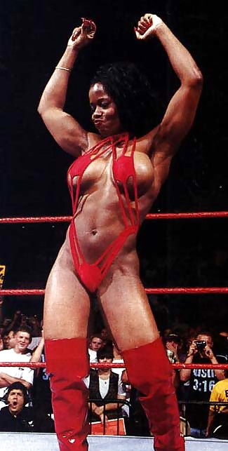 Wwf jackie nude — photo 12