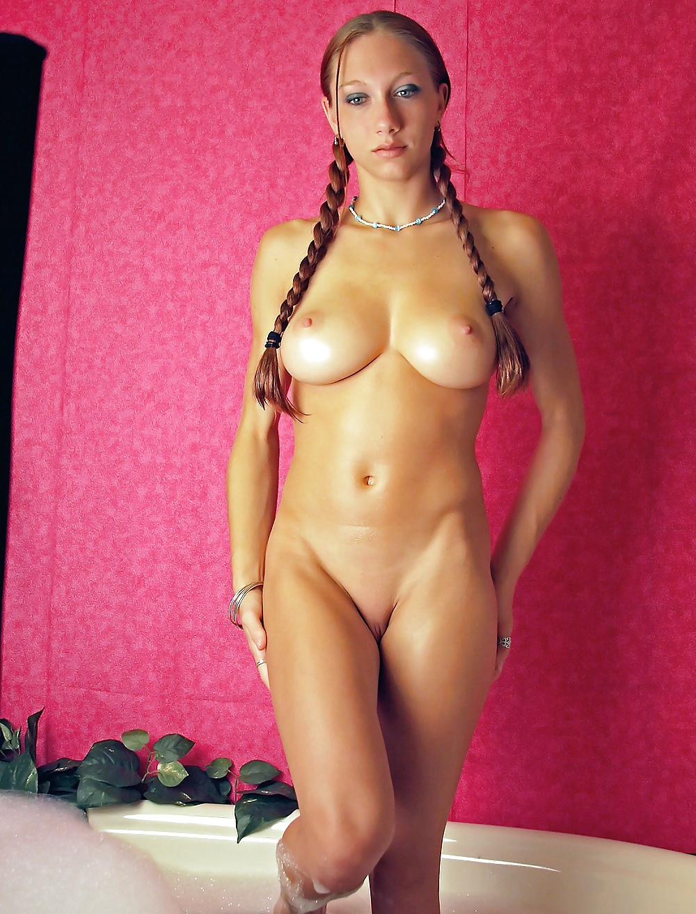 nude-females-with-pigtails