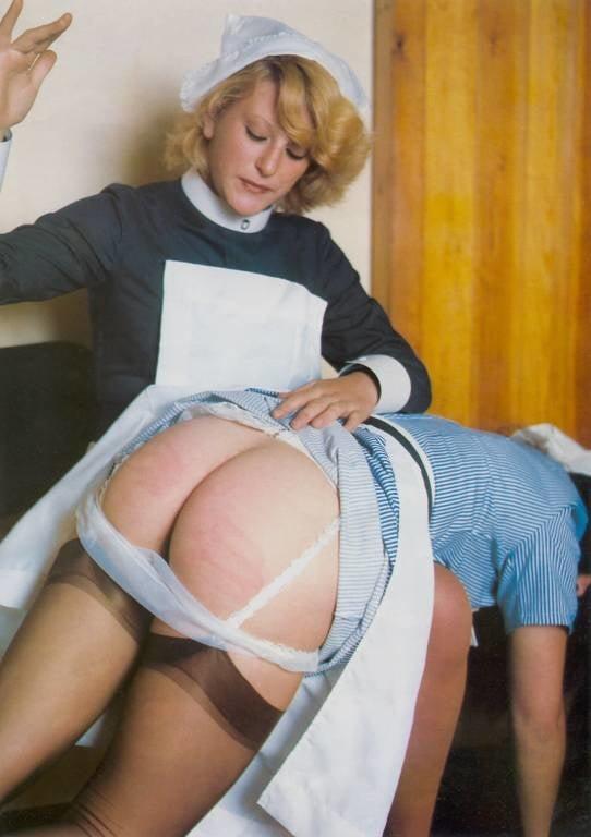 Naughty ebony nurses