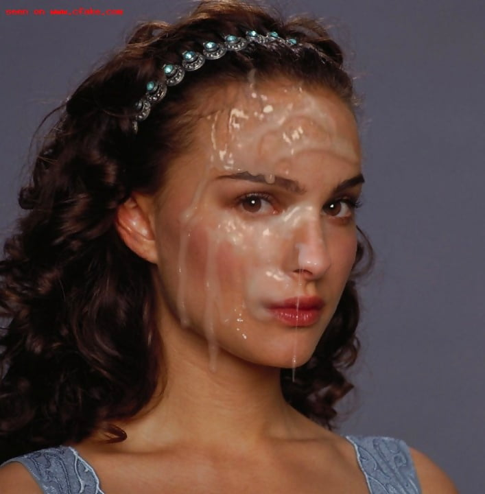 Natalie Portman Cum Domination Porn Pics