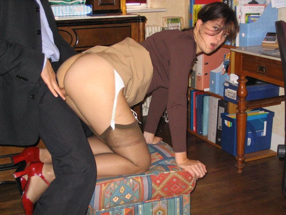 частное секретарши порно - 5
