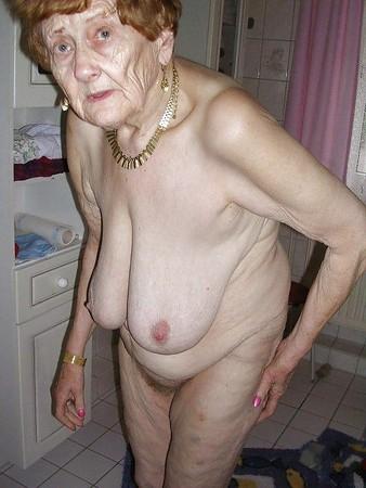 Nackt frau 50 alte jahre Wie man
