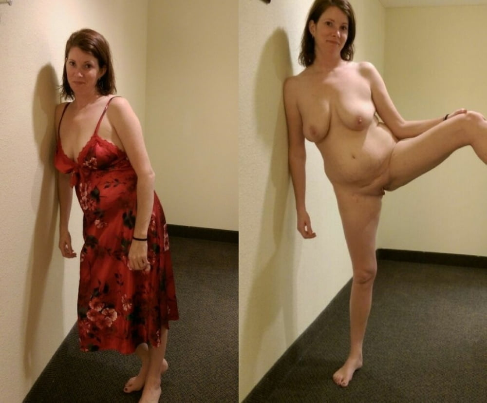 Shameless Hot Mom Takes Clothes Off And Shows What She Has