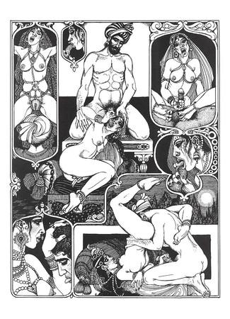 karma art sutra erotic India