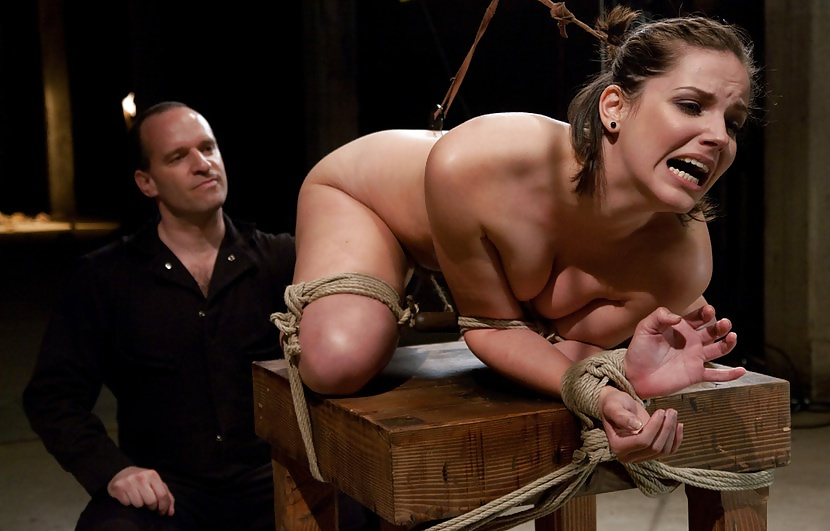 Bobbi starr bdsm bondage