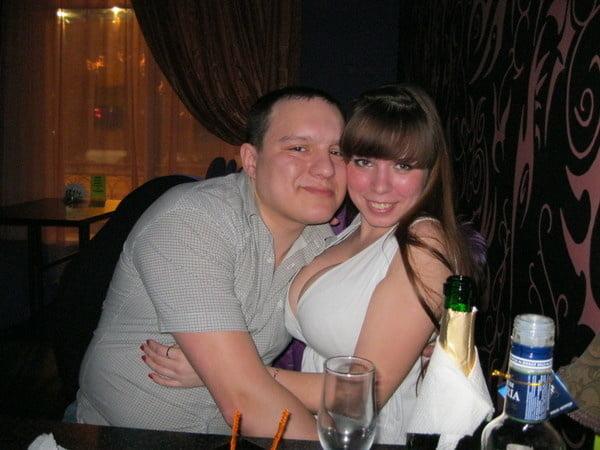 Busty Russian Woman 3674 - 12 Pics