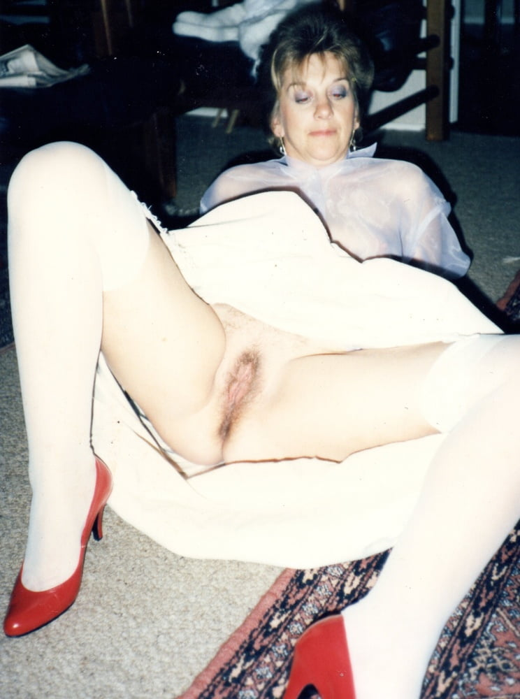stockings no knickers