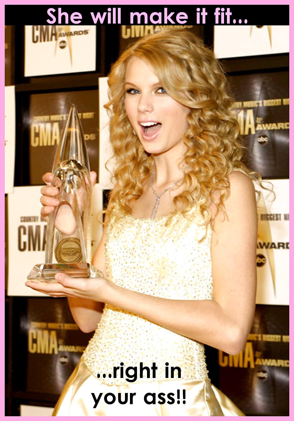 Taylor Swift Captions - 119 Pics | xHamster