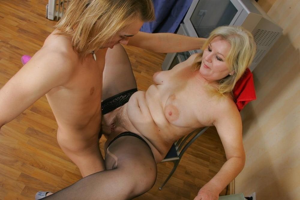 Raunchy Mature Lesbians