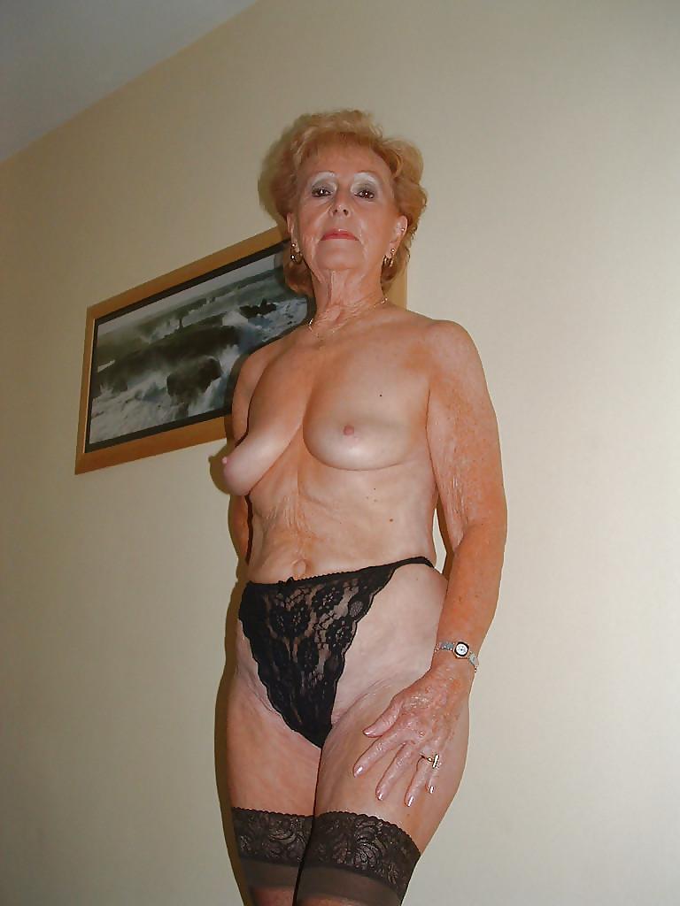 Sexy sixty grandma by vic vitale