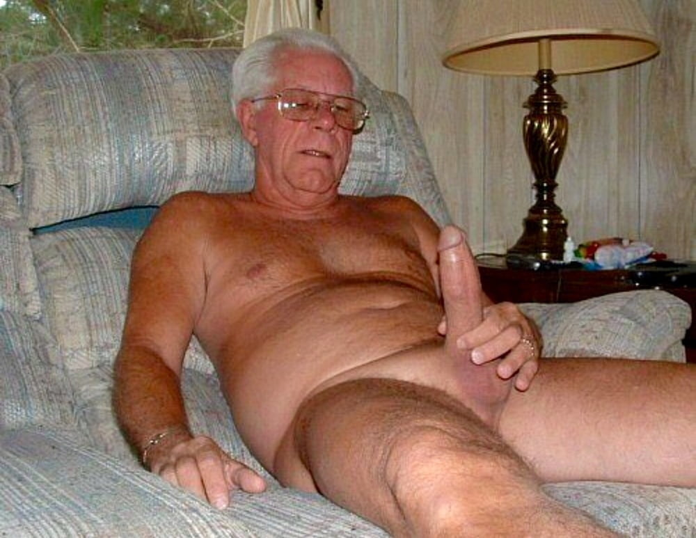 Riding Grandpa's Gorgeous Cock Hq Porn Photo