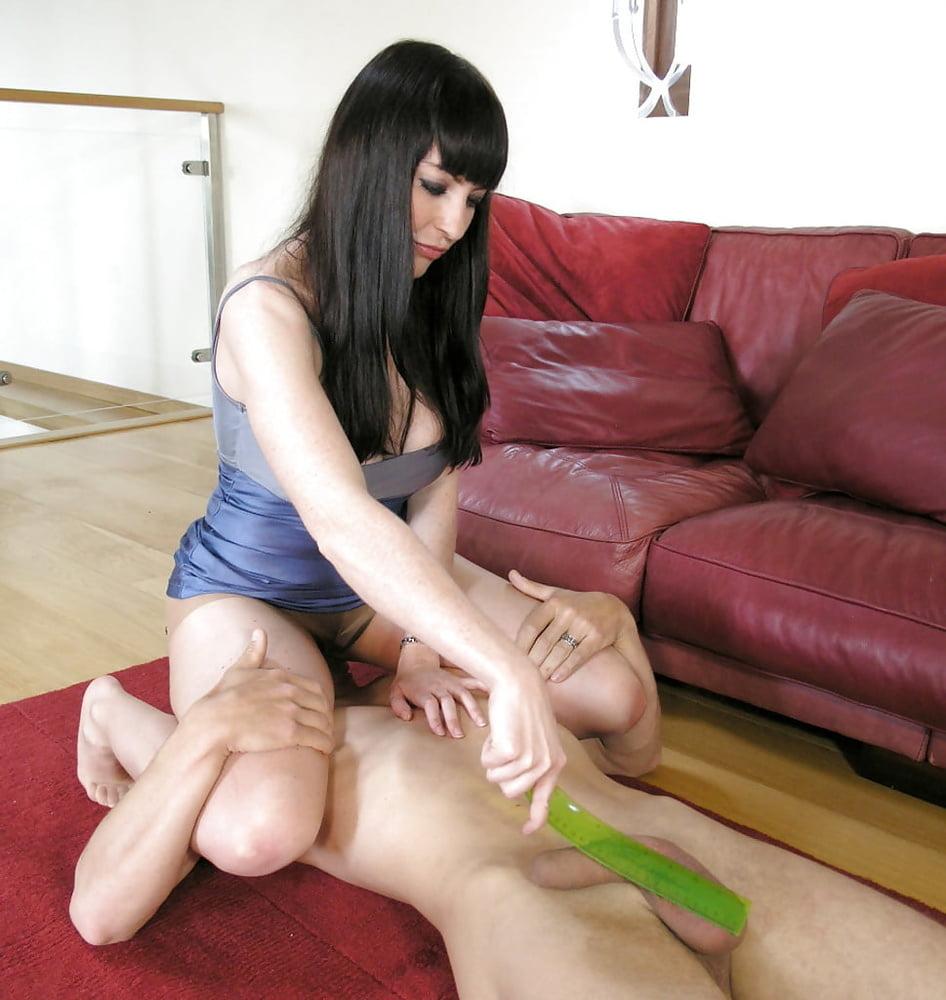 Tender chichi crushes balls mistress ballbusting ball squeezing free porn