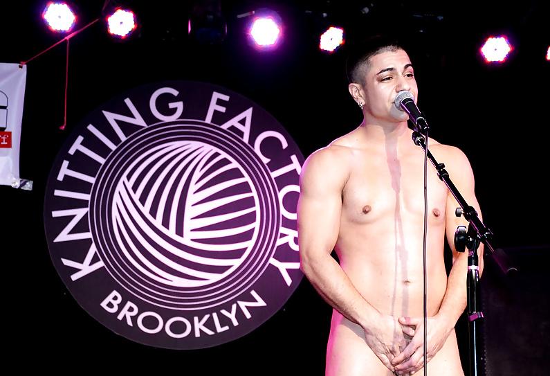 Sexy handsome nude men