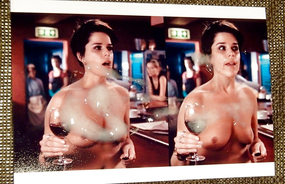 Naked Neve Campbell In I Really Hate My Job Ancensored