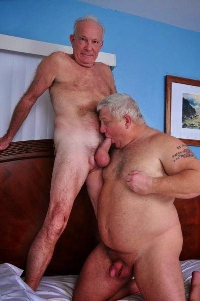 hot gay otter dads nøgen fanget