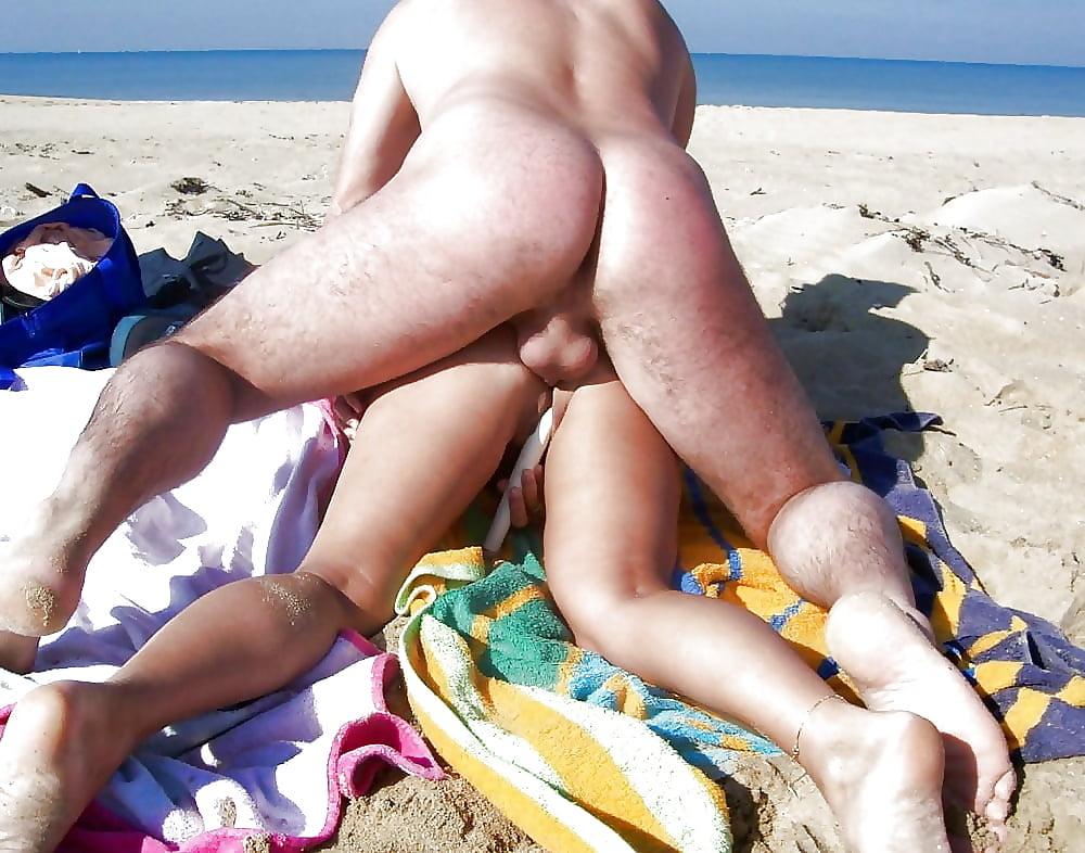 Sex on the beach porn pics