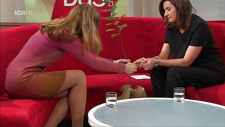 Nackt  Sarah Wiener Sarah Wiener
