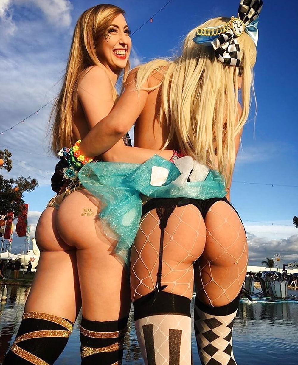 Rave Sluts hot babes