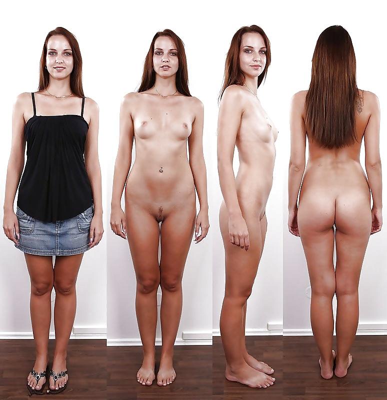 Фотки по порядку как девушки раздеваются — pic 4