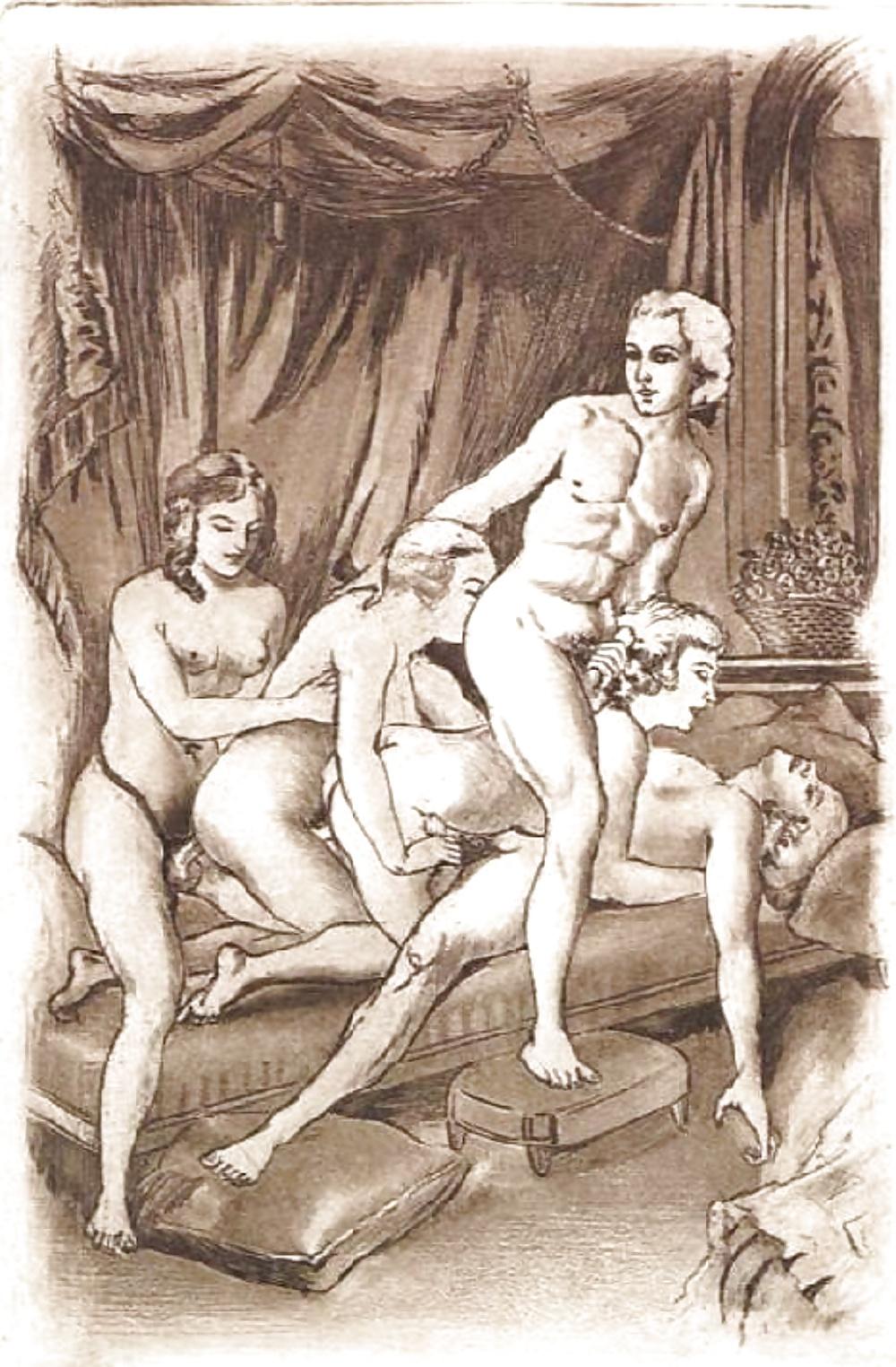 Порно остром веке — photo 15