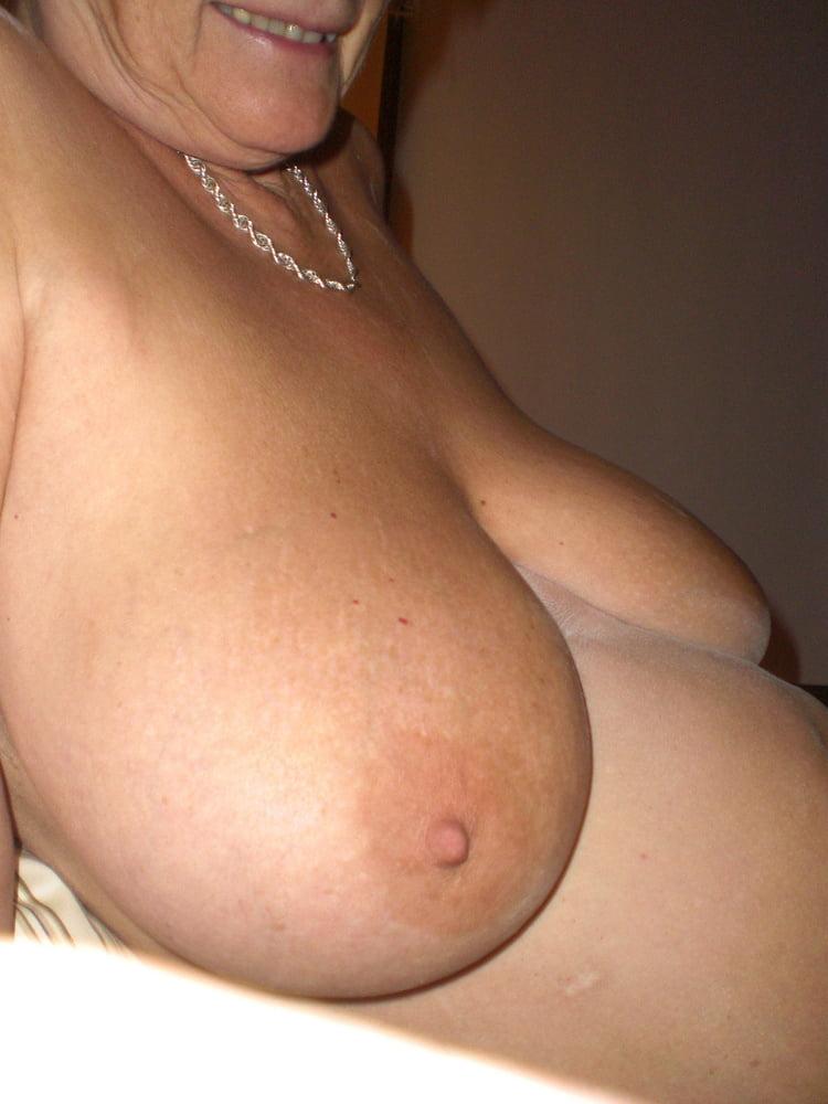 Big tits granny milf