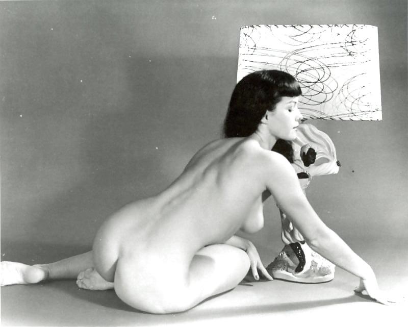 The Notorious Bettie Page Nude Scenes Aznude