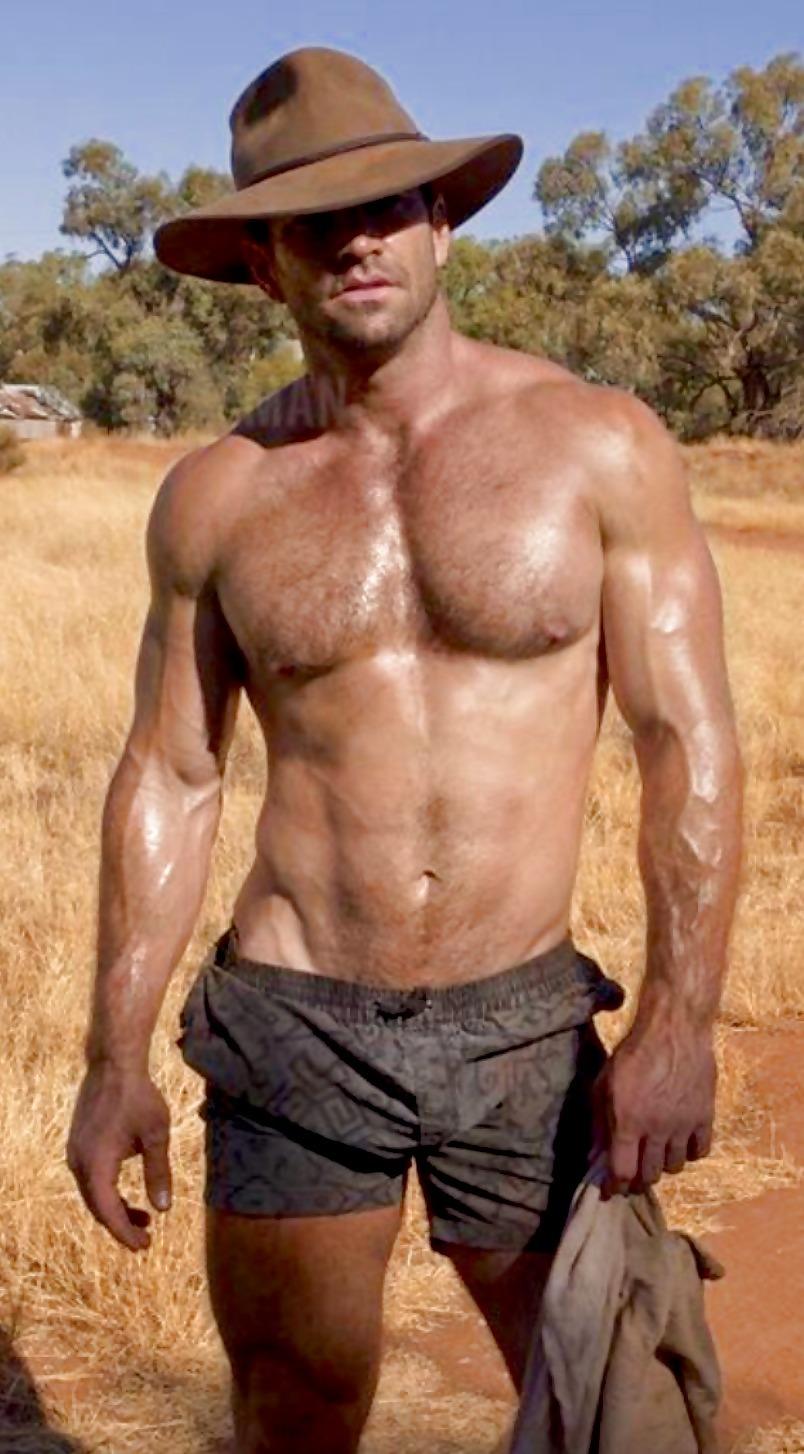Nude cowboy guys 9
