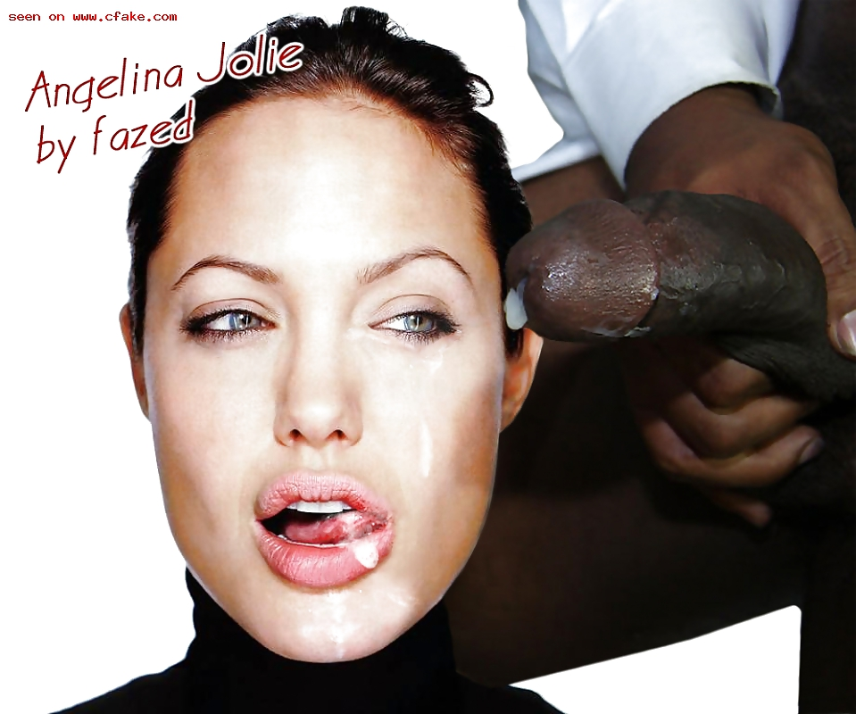 Angelina jolie giving a blowjob, big fat young ass nude