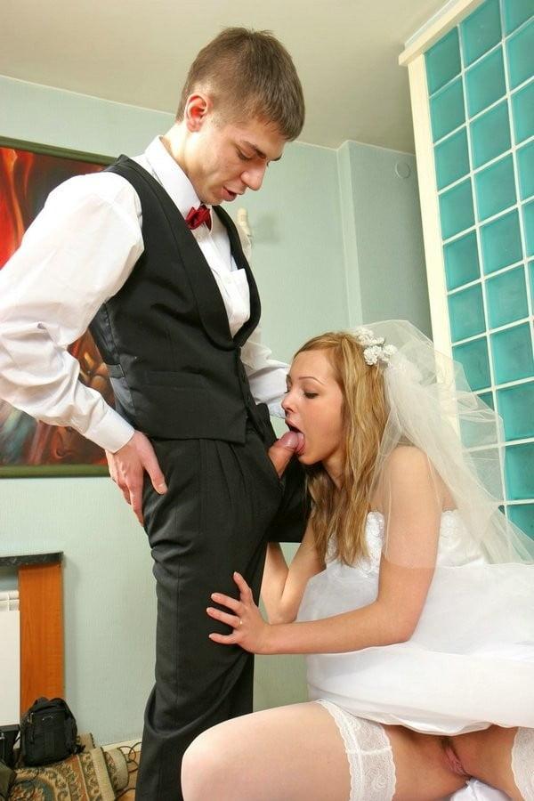 Невеста изменяет жениху секс ней