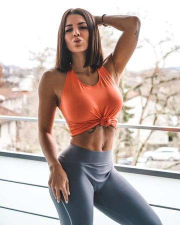 Andrina Santoro  nackt