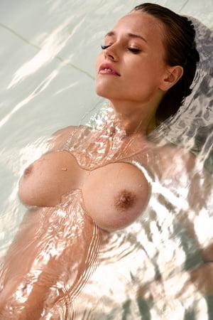 Playboy melanie nackt müller Big Wegen