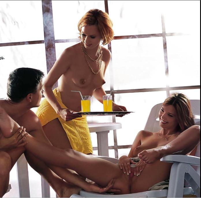 Girls doing sexy stuff #5