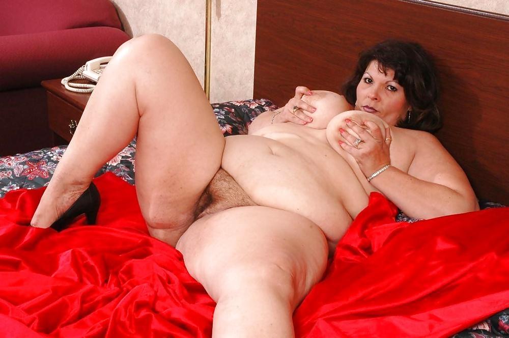 Секс взрослых толстушек #9