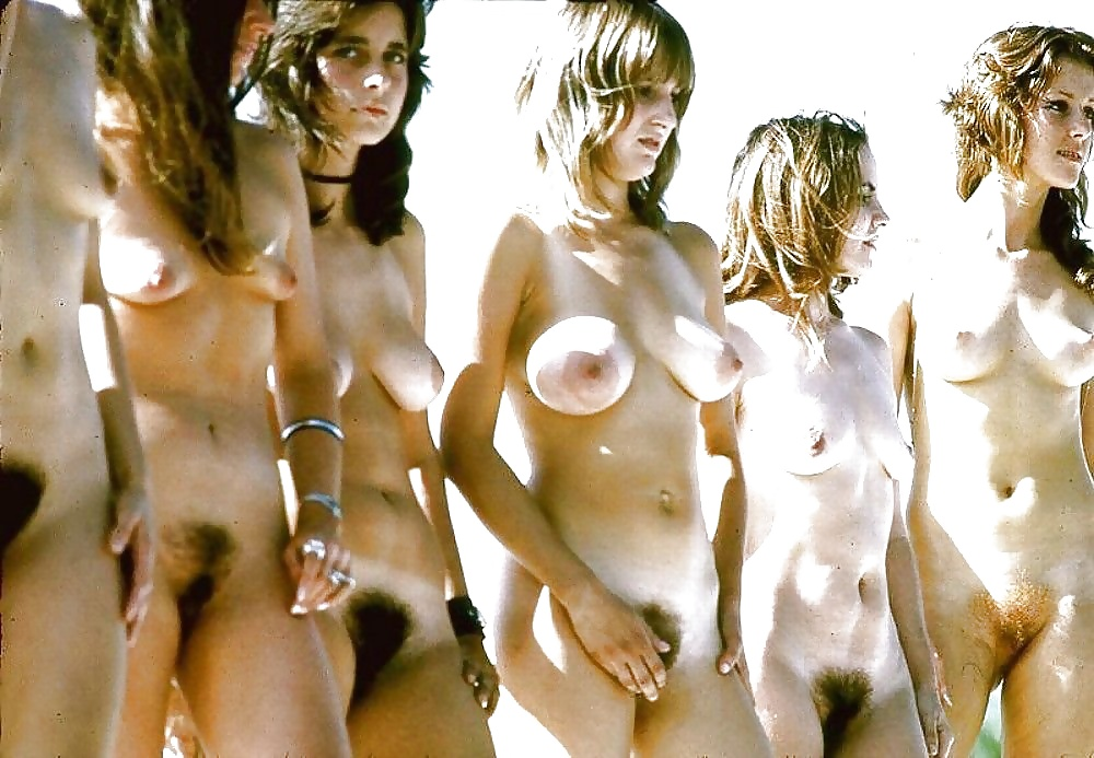 Naked Hairy Men