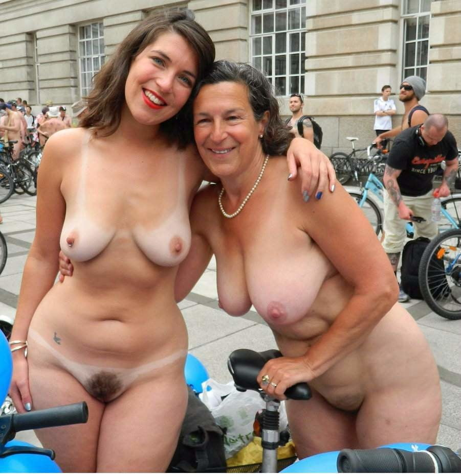 Hot Beach Moms