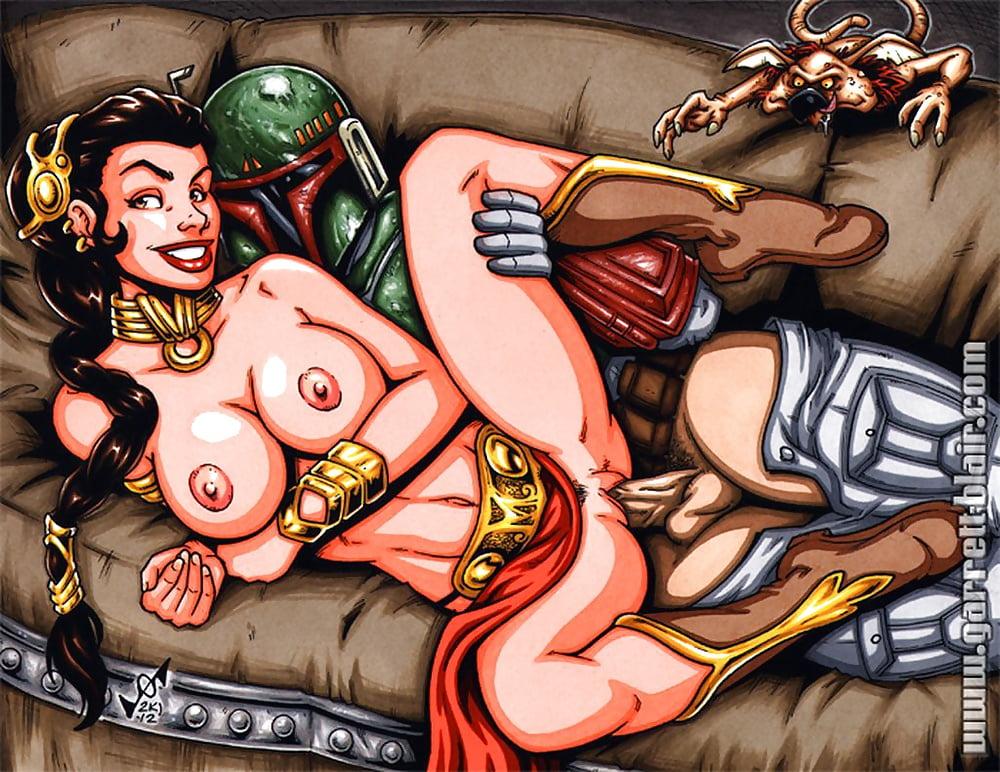 Slave leia sex porn