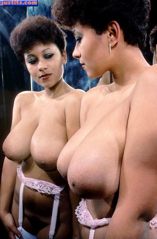 Vintage boobs tube-5820