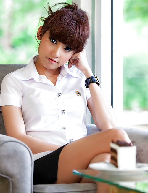 Korean school uniform porn