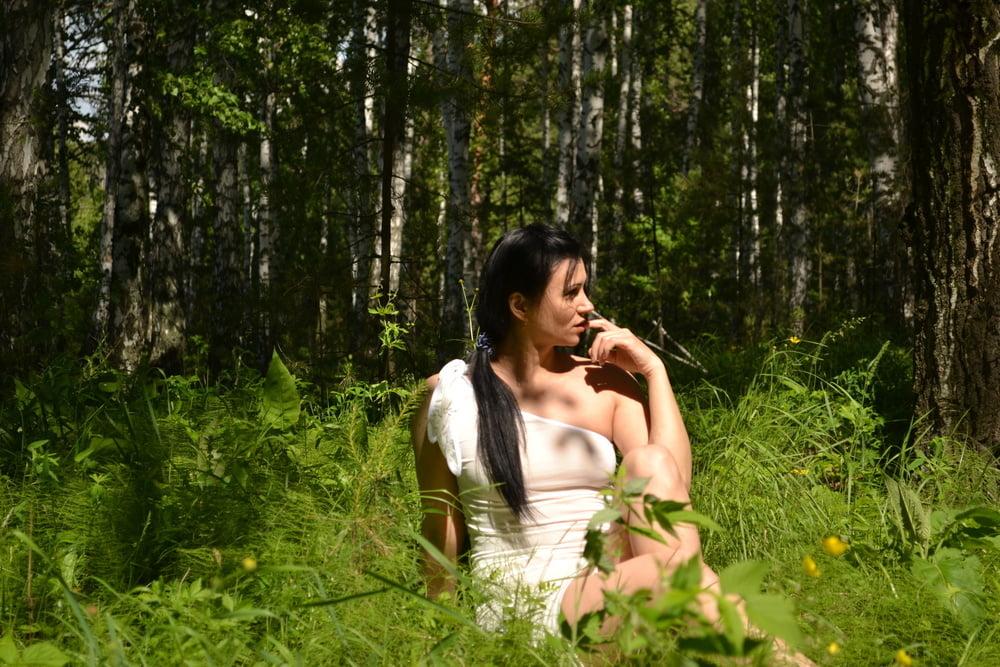 Photo set in nature - 14 Pics