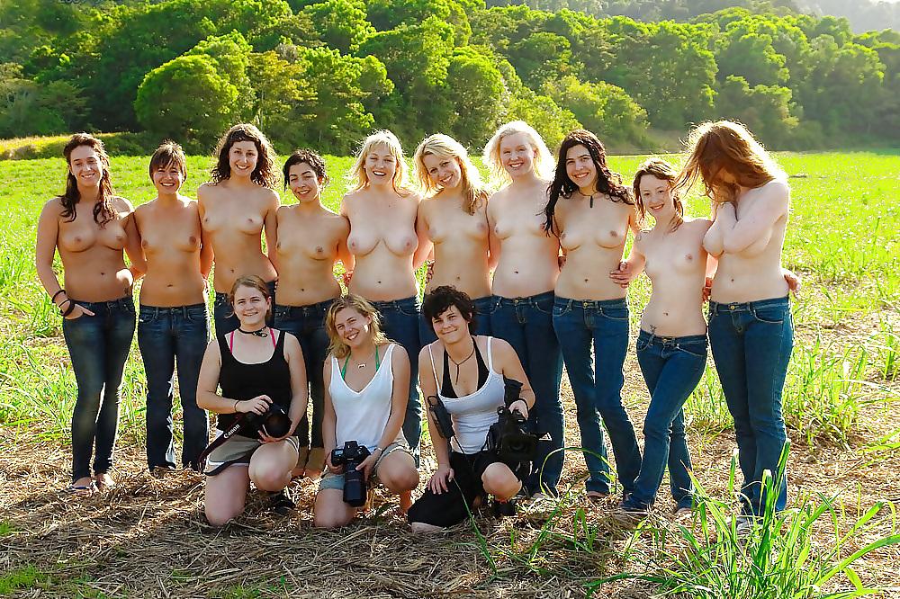 Candid nude pics blog