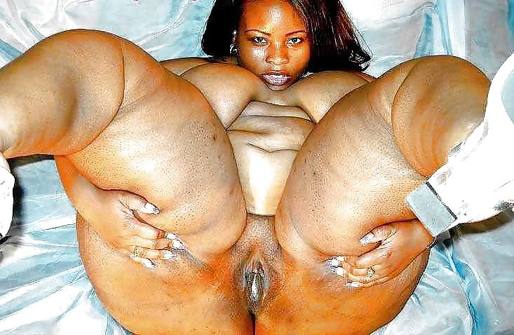 South african ebony bbw