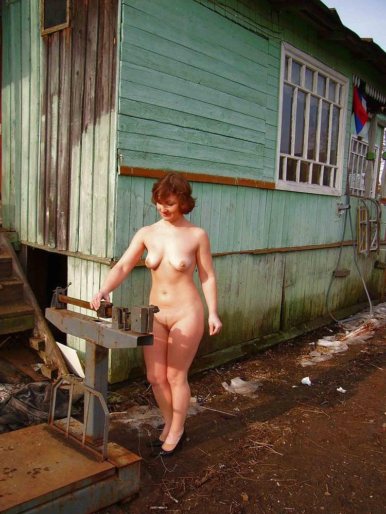 фото голых женщин с деревень - 14