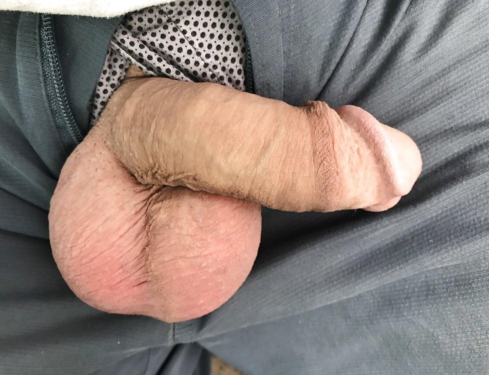 Naked guys with soft cock