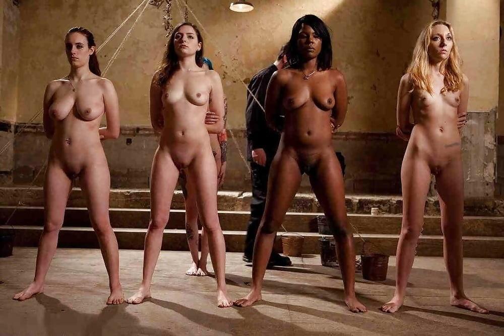 Naked Slavegirls