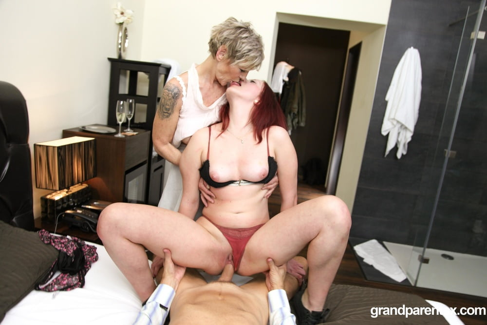 Grandma Walks In On Daughter And Son Fucking Porn Images